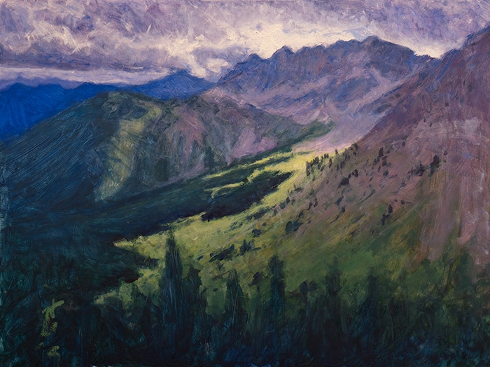 Dan Scott, American Mountains, 2020