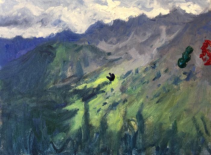 Dan Scott, American Mountains, 2020 (8)