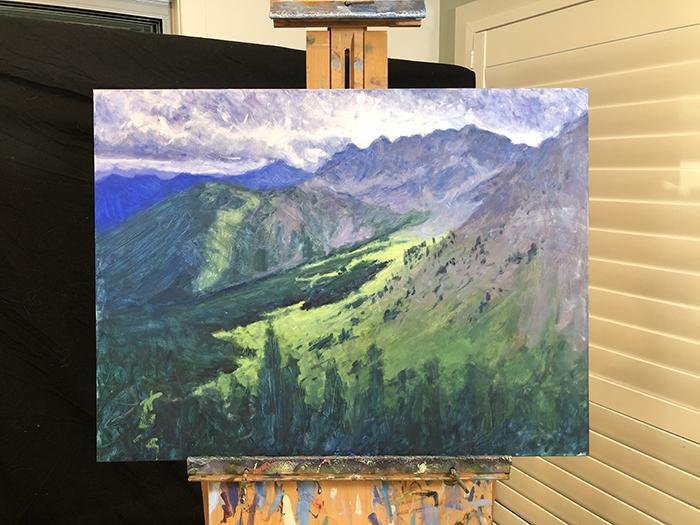 Dan Scott, American Mountains, 2020 (9)