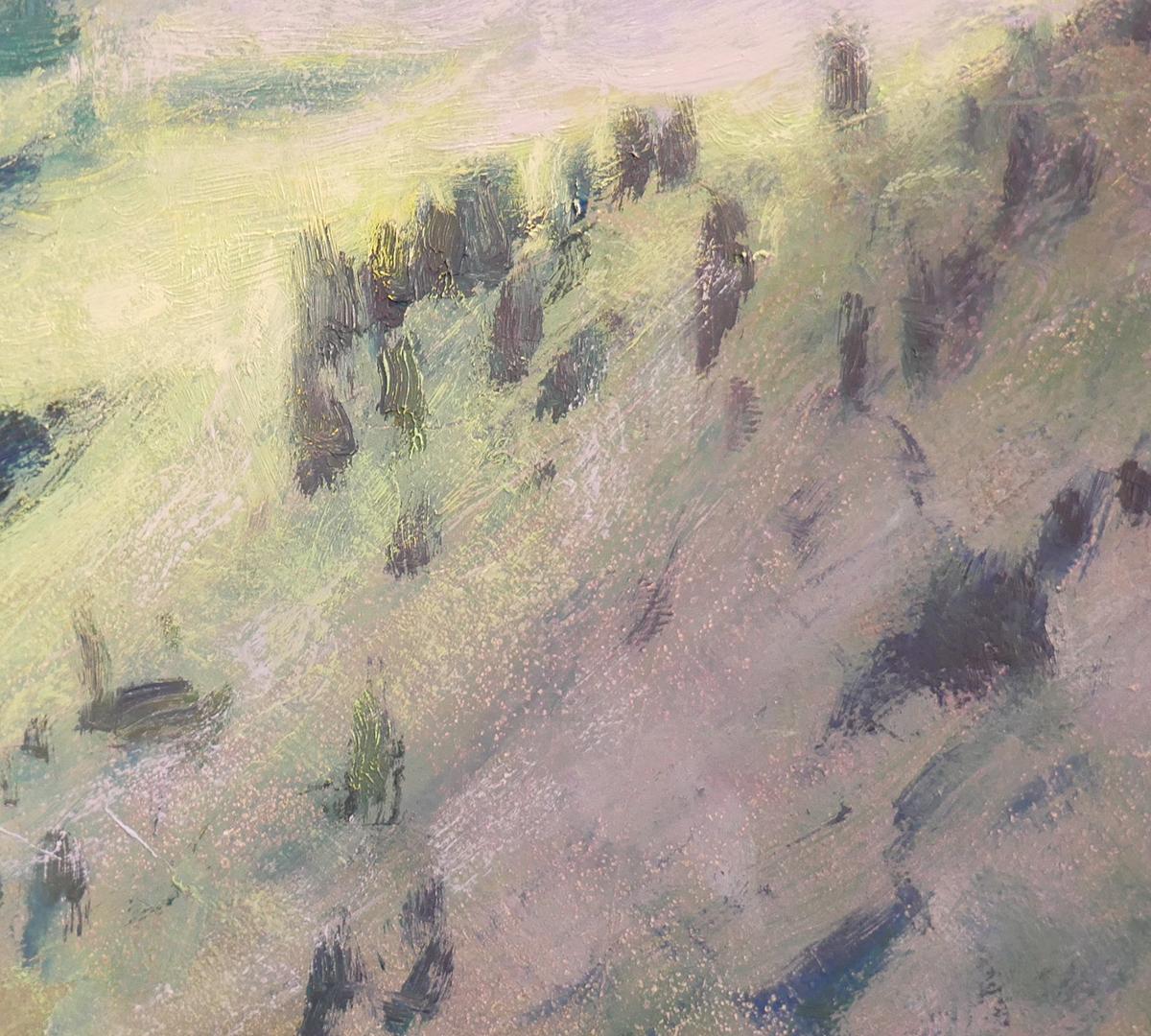 Dan Scott, American Mountains, 2020, Detail 2
