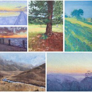 2020 Dan Scott Paintings