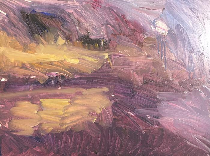 Dan Scott, Early Sunrise, Caloundra, 2