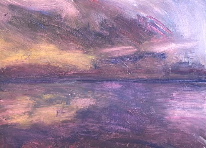 Dan Scott, Early Sunrise, Caloundra, 3