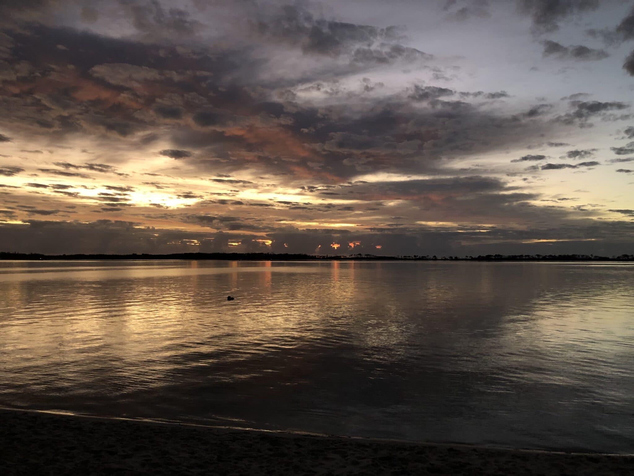 Dan Scott, Reference Photo, Early Sunrise, Caloundra