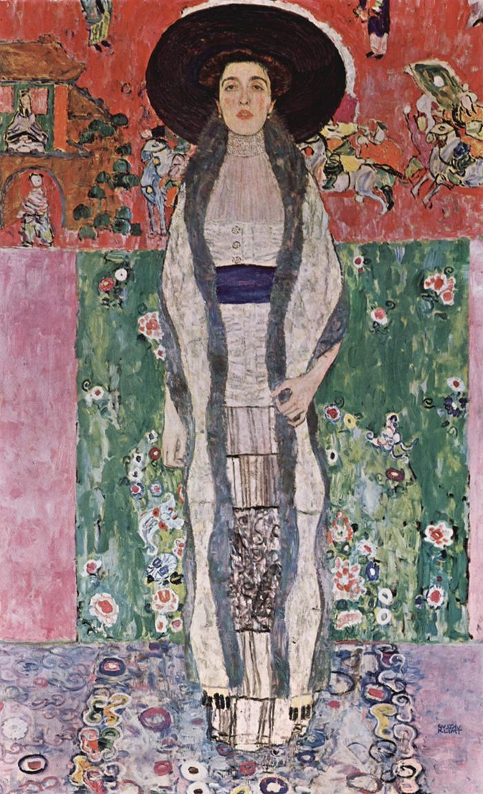 Gustav Klimt, Adele Bloch-Bauer II, 1912