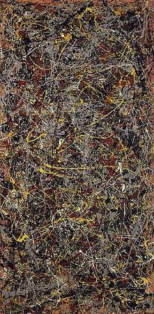 Jackson Pollock, No. 5, 1948, 1948