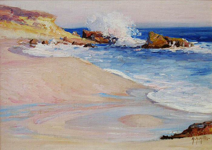 Anna Hills, Incoming Tide