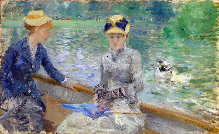 Berthe Morisot, Summery's Day, 1879