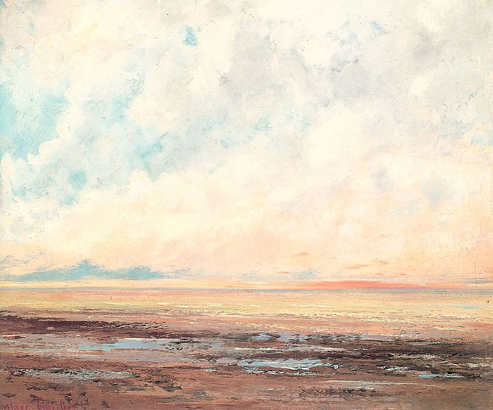 Gustave Courbet, Sea