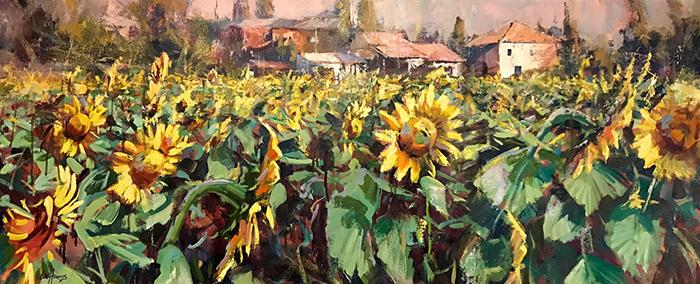 Leon Holmes, A Sea of Sunshine