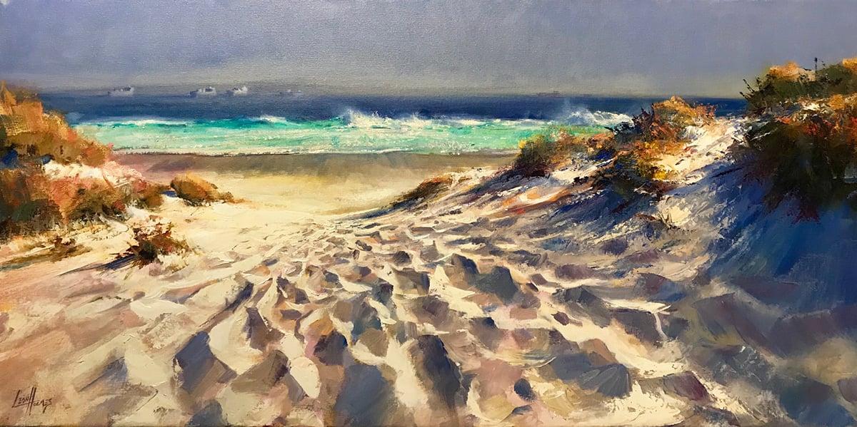 Leon Holmes, Footprints