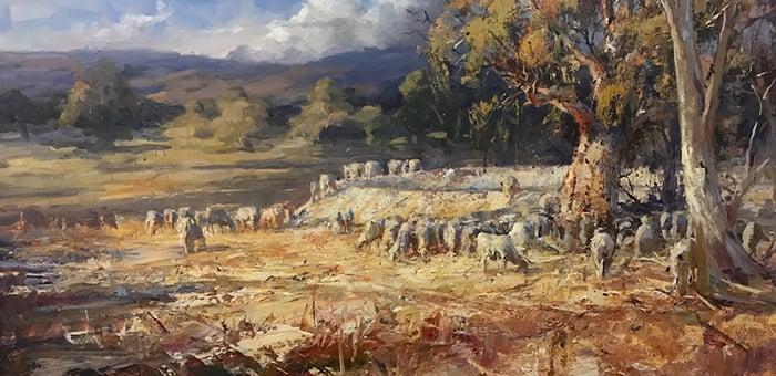 Leon Holmes, Sheepish Behavior
