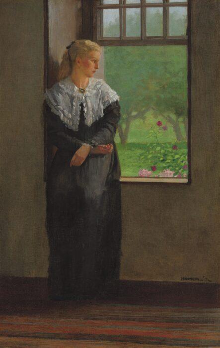 Winslow Homer, Reverie, 1872