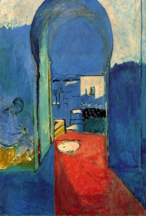 Henri Matisse, Entrance to the Kasbah, 1913