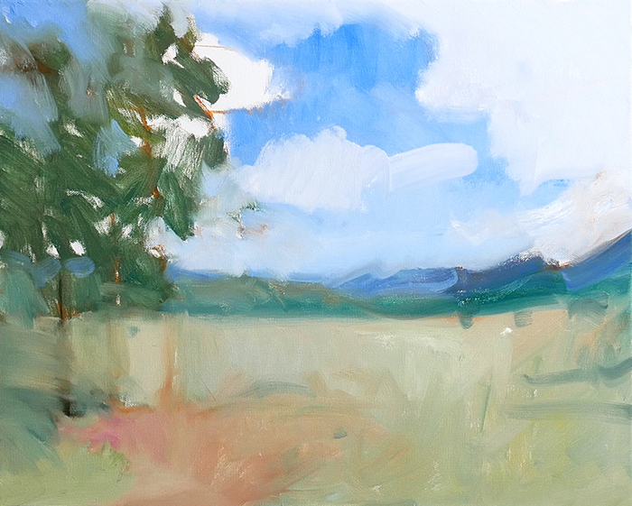 WIP Dan Scott, Maryvale, Sunny Landscape (6)