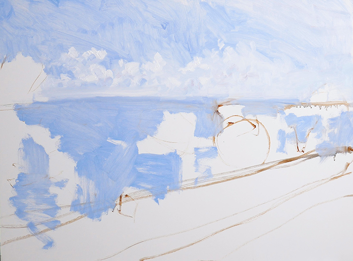 WIP Dan Scott, Wellington Point, Shimmering Light (2)