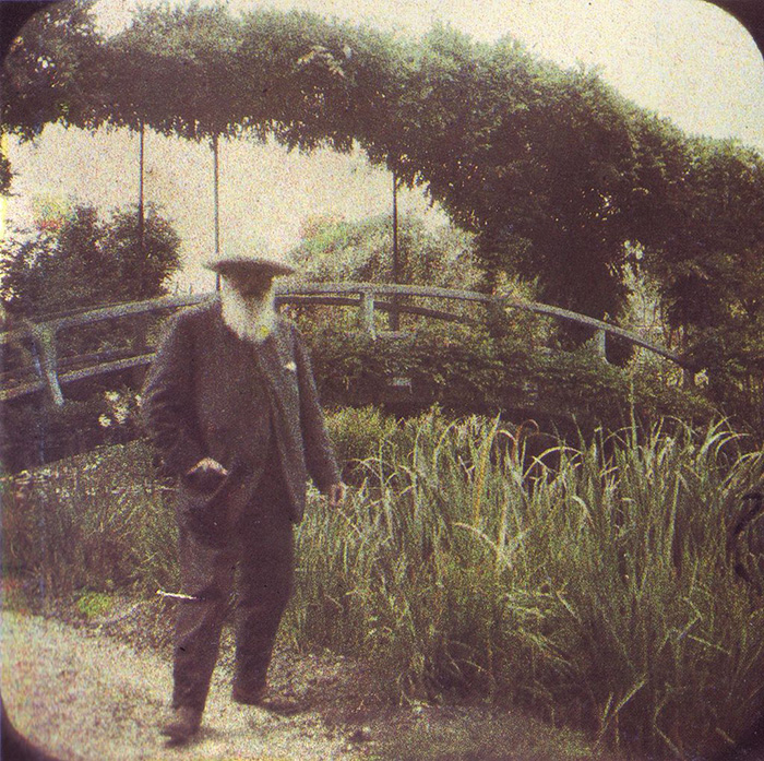 Claude Monet, 1917