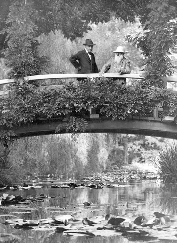 Claude Monet, 1922
