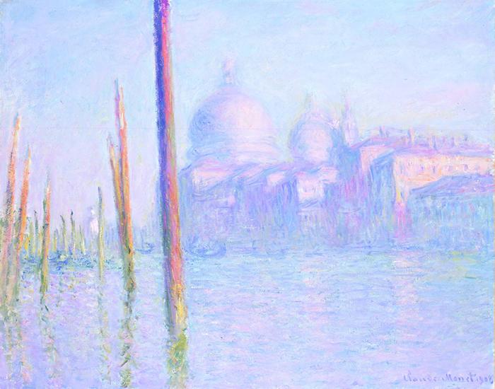 Claude Monet, Grand Canal, 1908