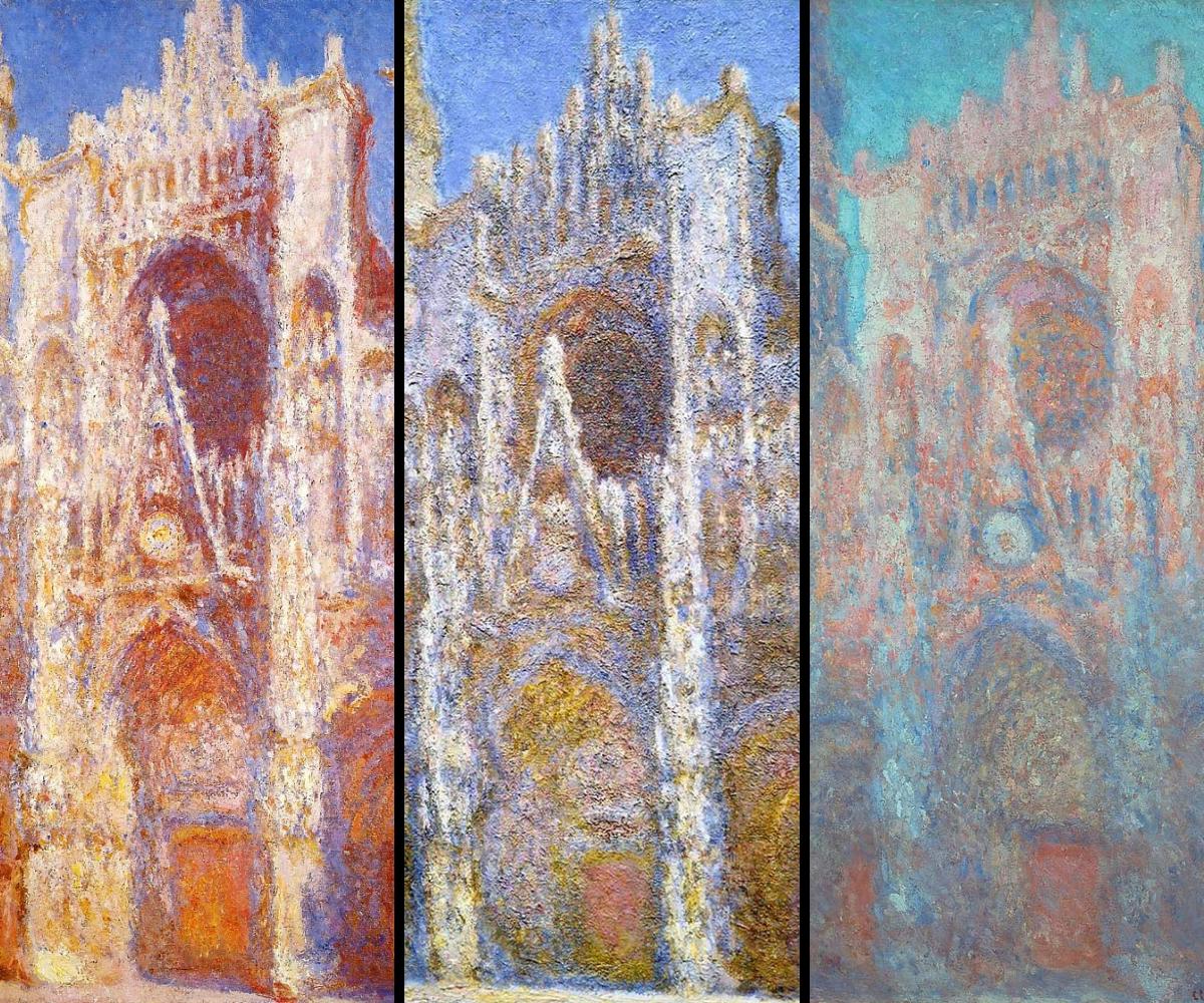Claude Monet, Rouen Cathedral