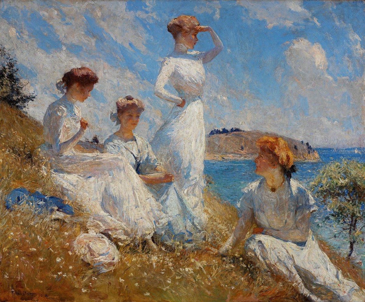 Frank Benson, Summer, 1909