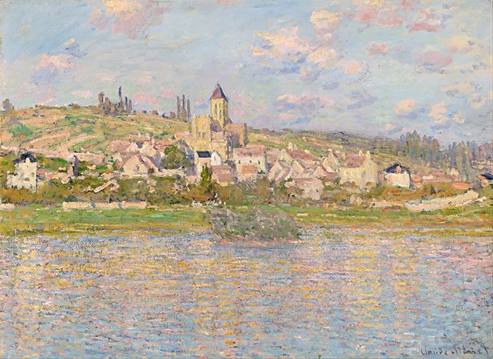 Claude Monet, Vétheuil, 1879