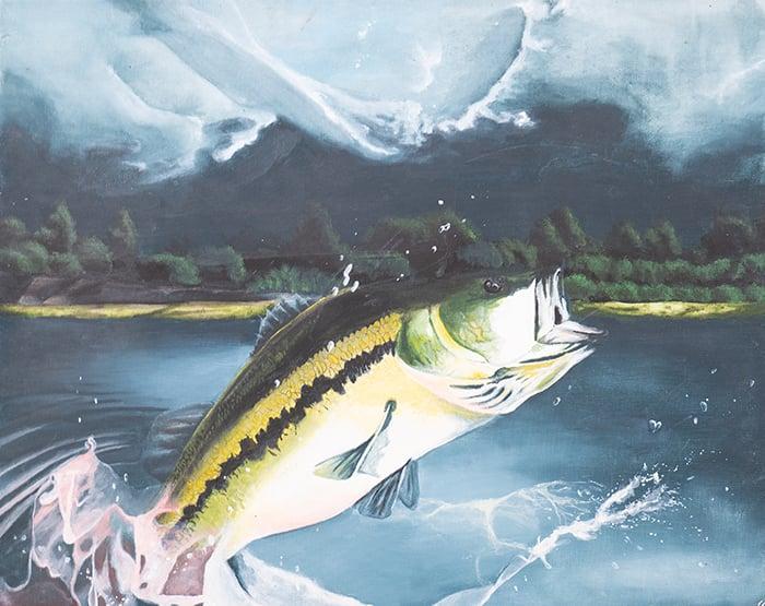 Dan Scott, Childhood Painting (16)