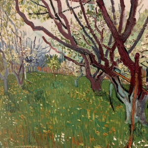 Vincent van Gogh, The Flowering Orchard (2)